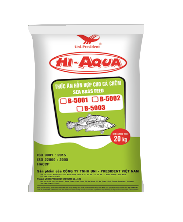 SEA BASS (HI-AQUA)